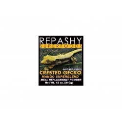 Repashy Crested Gecko Mango Superblend 85 gramm teljes értékű gekkótáp