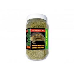 HabiStat Herb and Flower 3,75kg táp szárazföldi teknősök számára