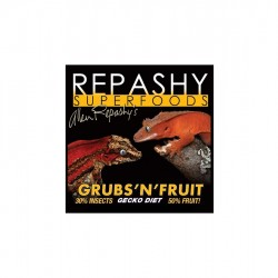 Repashy Grubs 'N' Fruit 170 gramm gekkótáp