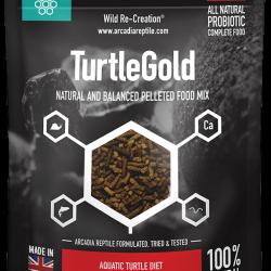 Arcadia EarthPro TurtleGold 300g teljesértékű táp vízi teknősöknek