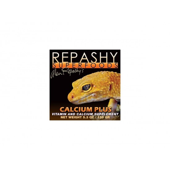 Repashy Calcium Plus 85 gramm minden az egyben kalciumpor