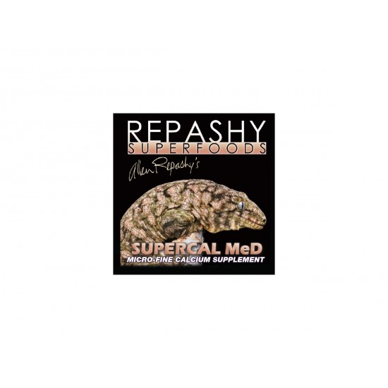 Repashy SuperCal MeD 500 gramm kalciumpor