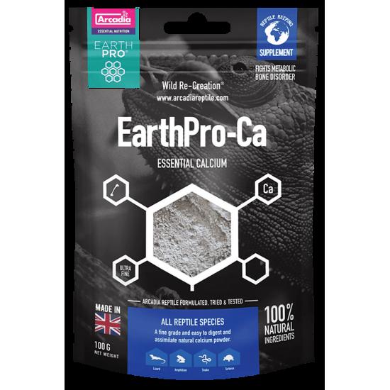 Arcadia EarthPro-Ca 100g kalciumpor