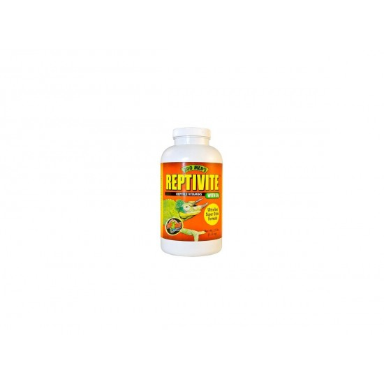 Zoomed Reptivite with D3 57 gramm vitamin