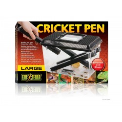 ExoTerra Cricket Pen tücsöktartó és adagoló, nagy