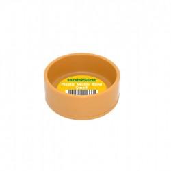 HabiStat Round Plastic Water Bowl L - 13x4,5 cm műanyag etető/itatótál