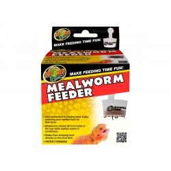 Zoomed Hanging Mealworm Feeder etetőtál