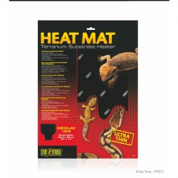 ExoTerra Heat Mat 16 Watt 26,5x28 cm fűtőlap
