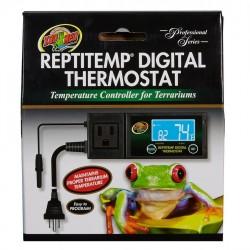 Zoomed ReptiTemp® Digital Thermostat hőmérséklet szabályozó termosztát