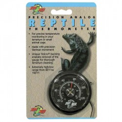 Zoomed Analog Reptile Thermometer hőmérő