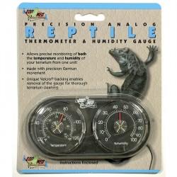 Zoomed Dual Thermometer/Humidity Gauge hő -és páratartalom mérő