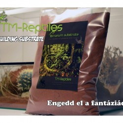TM-Reptiles Cave Building Substrate 2 kg formázható talaj