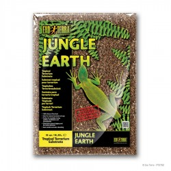 ExoTerra Jungle Earth 8,8 liter talaj