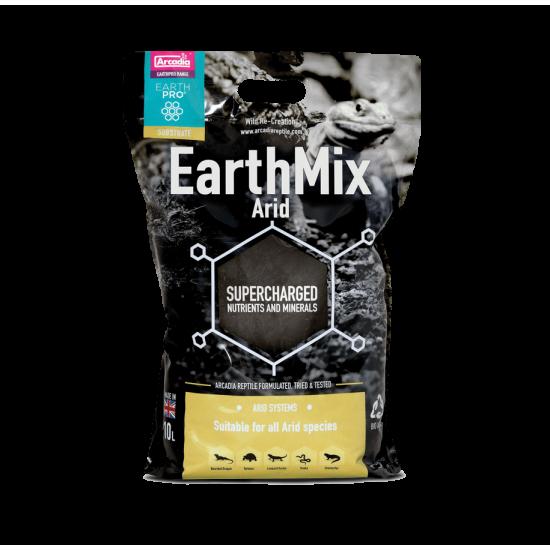 Arcadia EarthMix Arid 10 liter talajkeverék