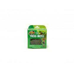 Zoomed Frog Moss moha