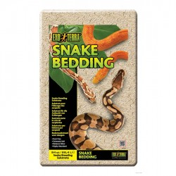 ExoTerra Snake Bedding 26,4 liter puhafa alom