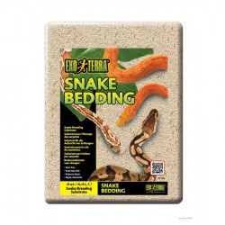 ExoTerra Snake Bedding 4,4 liter puhafa alom