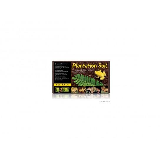 ExoTerra Plantation Soil - kókuszrost kocka