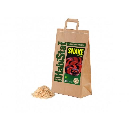 HabiStat Snake Bedding (Aspen) 10 liter kígyó alom