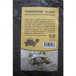 Teknősbarátok terrárium talaj európai szárazföldi teknősöknek