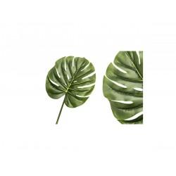 TM-Reptiles Philodendron levél műnövény