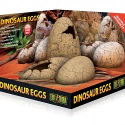 Exoterra Dinosaur Eggs dinoszaurus tojás búvóhely