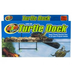 Zoomed Turtle Dock Large lebegő teknőssziget