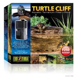 ExoTerra Turtle Cliff L teknőskiülő (szikla + F350 szűrő)