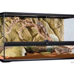 ExoTerra terrárium - Large/Wide 90x45x45 cm