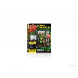 ExoTerra Screen Terrarium Small/Tall - 45x45x60 cm alumínium hálós terrárium