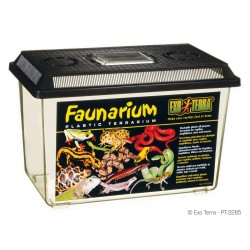 ExoTerra Faunarium 370x220x250 mm műanyag terrárium