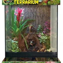 Zoomed Naturalistic Terrarium 46x46x60 cm