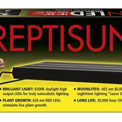 Zoomed Reptisun LED Fixture 45-66 cm világítás