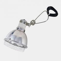 Arcadia Ceramic Reflector Clamp Lamp 140mm lámpabura