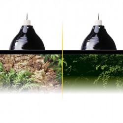 ExoTerra Glow Light Clamp Lamp Large 25 cm lámpabura