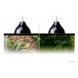ExoTerra Glow Light Clamp Lamp Small 14 cm lámpabura