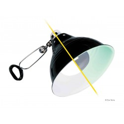 ExoTerra Glow Light Clamp Lamp Medium 21 cm lámpabura