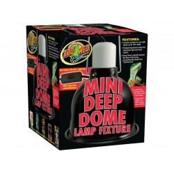 Zoomed Mini Deep Dome lámpabura