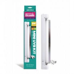 Arcadia Mini 8W UVB Kit 2,4% T5 világítás fénycsővel