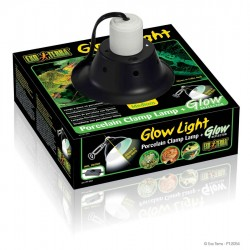 ExoTerra Glow Light Clamp Lamp Medium 21 cm lámpabura