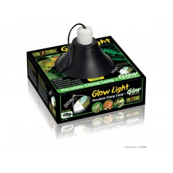 ExoTerra Glow Light Clamp Lamp Large 25 cm lámpabura
