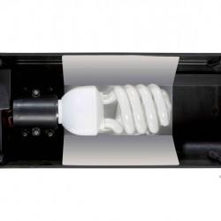 ExoTerra Compact Top Canopy Mini 30 cm lámpatest