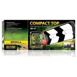 ExoTerra Compact Top Canopy Small 45 cm lámpatest