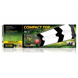 ExoTerra Compact Top Canopy Medium 60 cm lámpatest