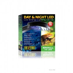 ExoTerra Day & Night Led small 2 W világítás