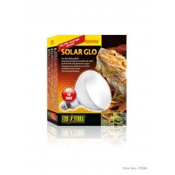 Exoterra Solar Glo UVB 80 W napozó és UVB izzó