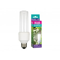 Arcadia D3 7% (7.0) 23w Compact Reptile Lamp UVB kompakt égő